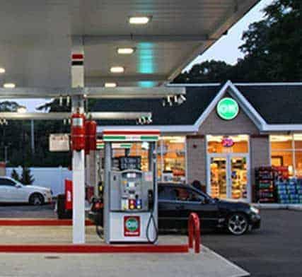 gas station near me