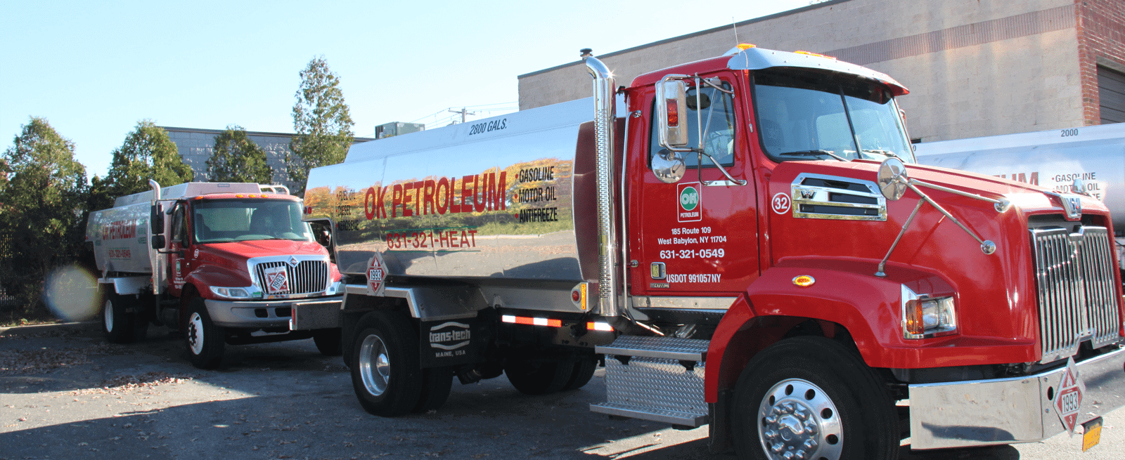home heating oil company